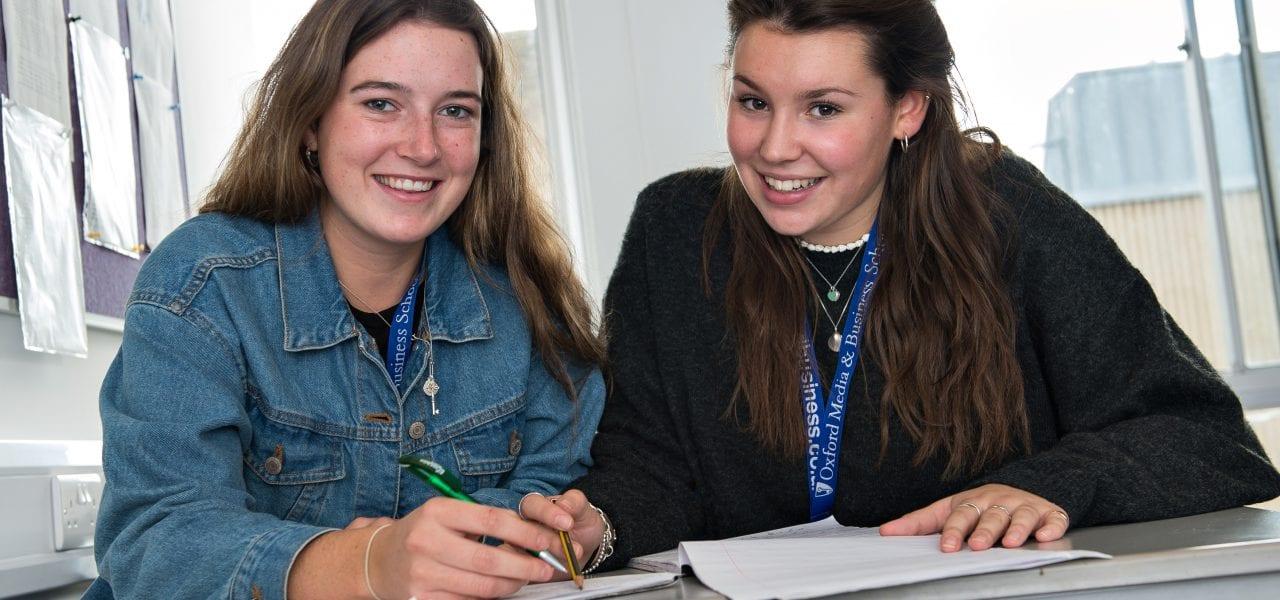 Oxford Media And Business School Fun Class