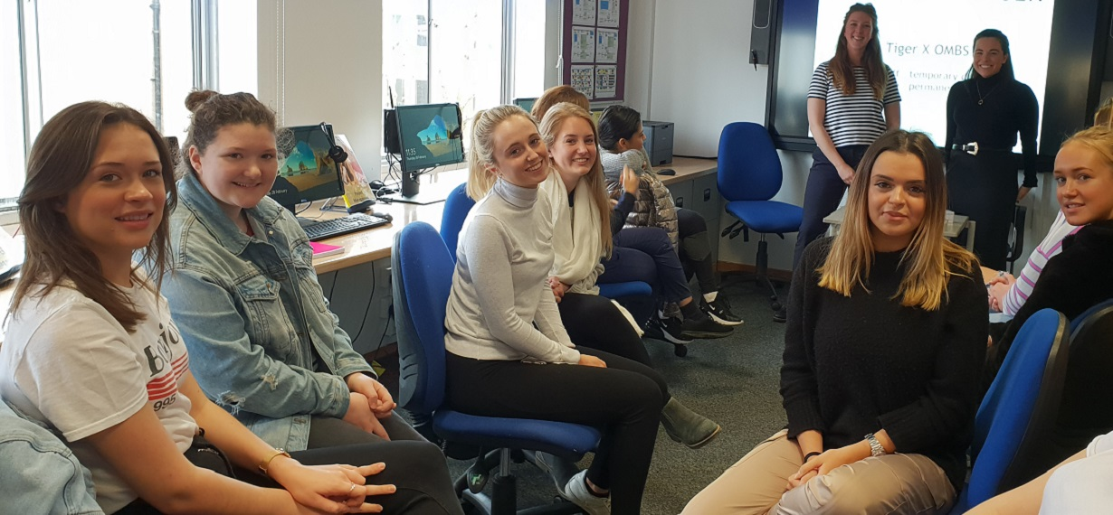Oxford Media And Business School Class Recruitment Agency
