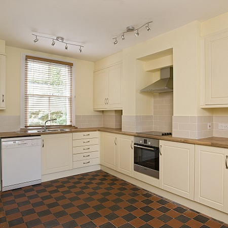 Oxford Media and Business School - student accommodation kitchen